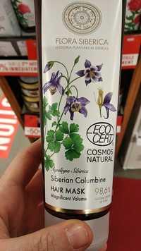 NATURA SIBERICA - Flora siberica siberian columbine - Hair mask