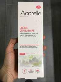 Acorelle - Crème dépilatoire