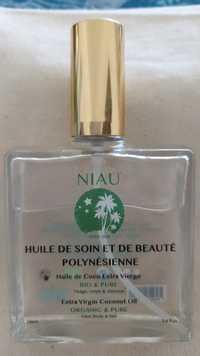 Niau - Huile de soin et de beauté polynésienne