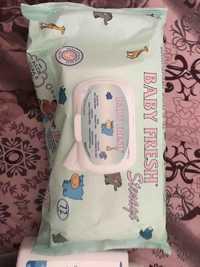 BABY FRESH - Stenago - Lingettes pour l'hygiène du bébé