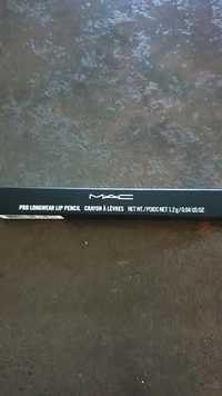 MAC - Pro longwear - Crayon à lèvres