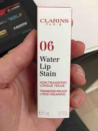 Clarins - 06 Water lip stain