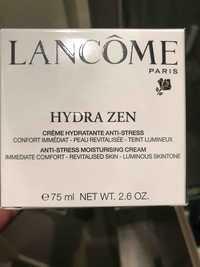 Lancôme - Hydra zen - Crème hydratante anti-stress