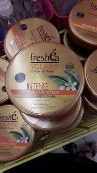 Freshéa - Solaire intense - Bronzage soyeux graisse à traire