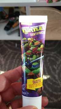 TURTLES - Dentifrice gusto tuttifrutti