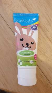 BRUSH-BABY - Applemint - Toothpaste