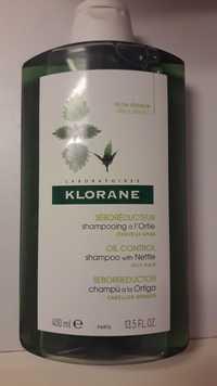 Klorane - Shampooing séboréducteur à l'Ortie