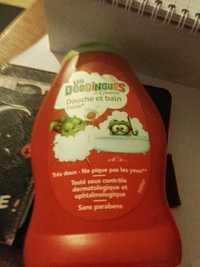 CASINO - Les doodingues - Douche et bain fraise