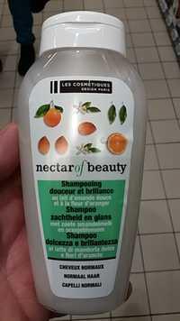 Les Cosmétiques Design Paris - Nectar of beauty - Shampooing