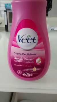 Veet - Suprem'essence - Crème dépilatoire