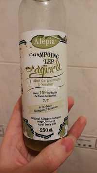 Alepia - Shampooing d'Alep original 15% laurier