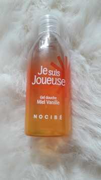NOCIBÉ - Je suis joueuse - Gel douche miel vanille