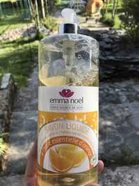 EMMA NOËL - Savon liquide à l'huile essentielle d'orange