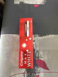 COLGATE - Max white - Dentifrice