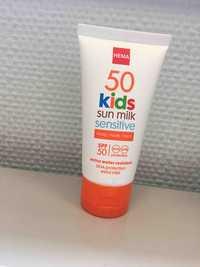 Hema - Sun milk sensitive kids SPF 50