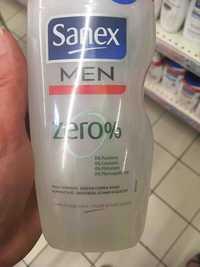 SANEX - Men zero% - Douche corps & visage