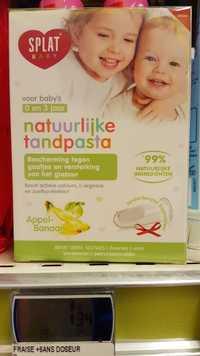 SPLAT - Baby - Natuurlijke tandpasta