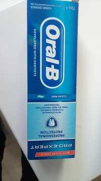 ORAL-B - Pro-expert - Fluoride toothpaste