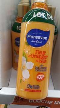 MONSAVON - Ma douche hydratant au fleur d'oranger si belle