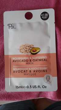 Primark - Avocat & Avoine - Masque