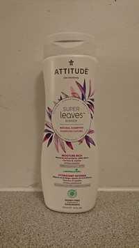 ATTITUDE - Super leaves science - Shampoing naturel
