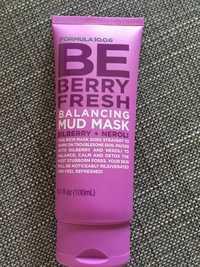 FORMULA 10.0.6 - Be berry fresh - Balancing mud mask