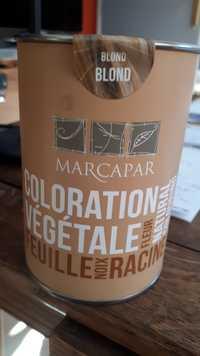 MARCAPAR - Coloration végétale - Blond