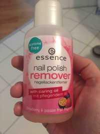 Essence - Nail polish remover