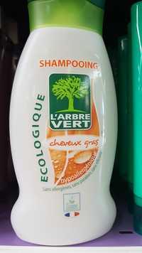 L'Arbre vert - Shampooing écologique cheveux gras
