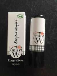Miss W - Rouge à lèvres