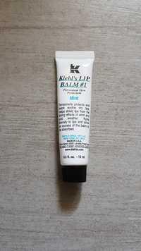 Kiehl's - Lip balm # 1 mint - Baume hydratant protecteur