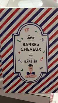 Monsieur Barbier - Box barbe & cheveux
