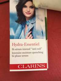 "Clarins - Hydra-Essentiel - Bi-sérum intensif ""anti soif"""