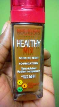 Bourjois - Healthy Mix - Fond de teint Anti-fatigue