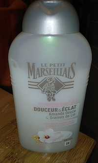 LE PETIT MARSEILLAIS - Douceur & éclat - Shampooing doux 2 en 1