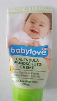 DM - Babylove - Calendula wundschutz-creme