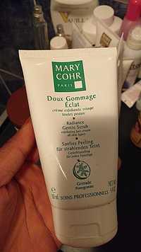MARY COHR - Grenade - Doux gommage éclat visage