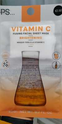 Primark - Masque-tissu à la vitamine c