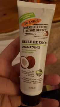 PALMER'S - Huile de coco - Shampooing