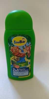 SAUBÄR - 2 in 1 Dusche + shampoo