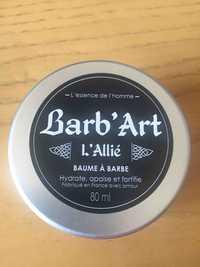 BARB'ART - L'Allié - Baume à barbe