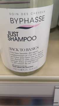 BYPHASSE - Just shampoo