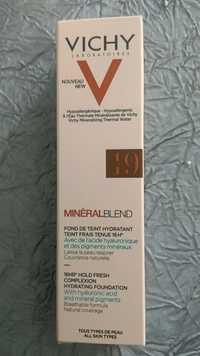 VICHY - MinéralBlend - Fond de teint hydratant 19 umber