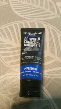 My Magic Mud - Peppermint - Activated charcoal toothpaste