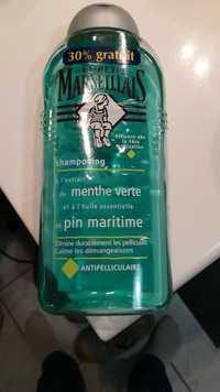 LE PETIT MARSEILLAIS - Shampooing à l'extrait de menthe verte et de pin maritime