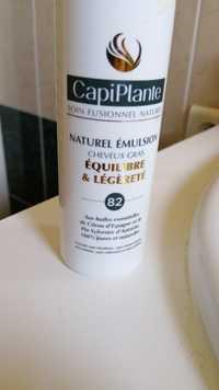 CAPIPLANTE - Équilibre & légèreté - Naturel émulsion pour cheveux gras