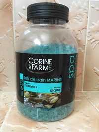 Corine de Farme - Algues marines - Sels de bain marins