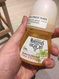 LE PETIT MARSEILLAIS - Déodorant Extra Doux 24h fleur d'oranger