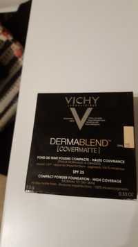 Vichy - Dermablend - Fond de teint poudre compacte SPF 25