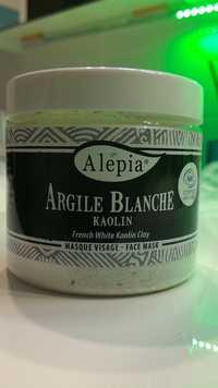 Alepia - Argile blanche - Kaolin